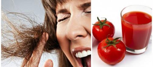 Tomate para el cabello maltratado ¡SOLUCIÓN PERFECTA! - tratamientoparacabello.com