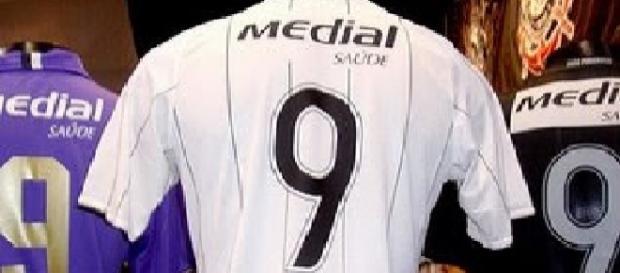 A camisa nove do Timão pode ser dele