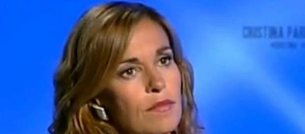 Cristina Parodi, addio ai social prima di Domenica In