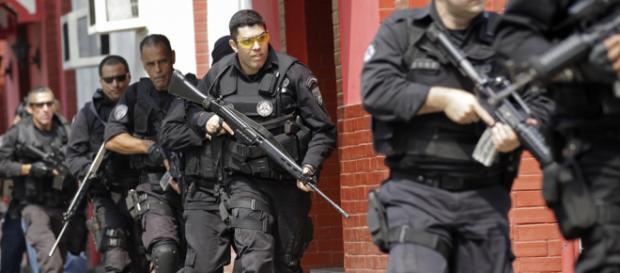 Del capitão do mato a la Policía Pacificadora. Policía y control ... - pueblosencamino.org