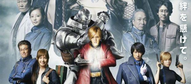 """Der Realfim zu """"Fullmetal Alchemist"""" läuft seit dem 19. Februar exklusiv auf Netflix. ©Warner Bros. Entertainment Inc."""