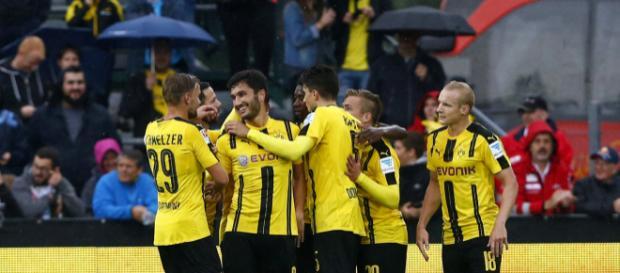 El Dortmund parece recuperar su gran nivel