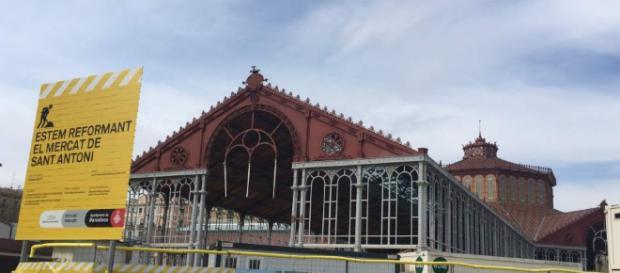 El mercado barcelonés de Sant Antoni abrirá en 2017 con un pequeño museo