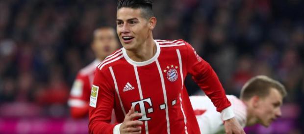 El paso de James Rodríguez del Real Madrid al Bayern de Múnich fue la mejor decisión