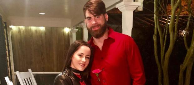 Jenelle Evans and David Eason stirred up some major 'Teen Mom' controversy. - [Image via Jenelle Evans/Instagram]