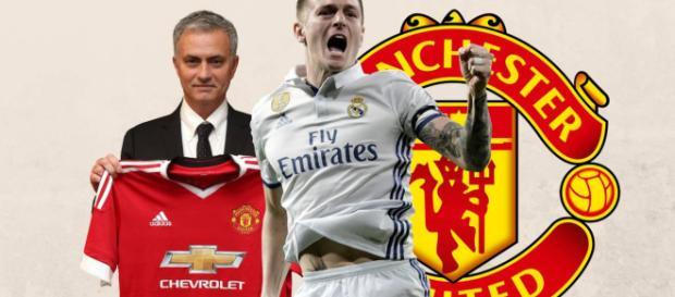 Kroos pretendido por el Manchester United
