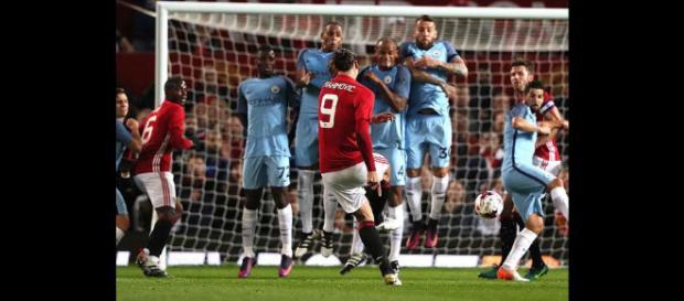 Manchester United venció 1-0 al City y avanza a cuartos de final ... - peru.com