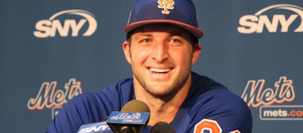 Mets, Tebow talk about future in Majors | MiLB.com News - milb.com