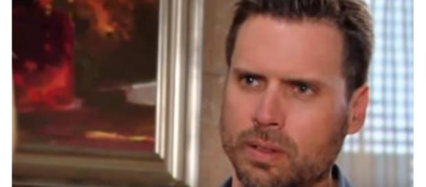 """Nick's world is about to be blown apart on """"The Young and the Restless."""" (Image via Y&R worldwide fans youtube)."""