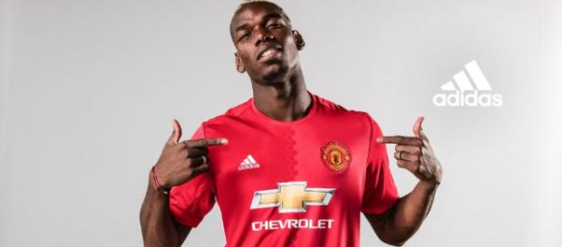 Paul Pogba es un futbolista franco-guineano.