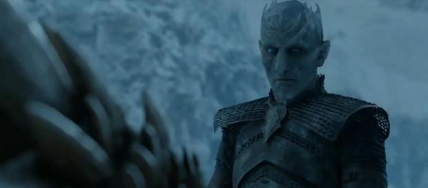 The Night King reanimated Viserion/ Image Credit: GameofThrones channel/YouTube)