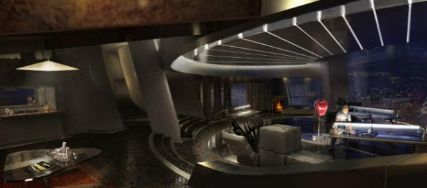 Tony Stark's popular New York Penthouse - Image suppiled Marvel