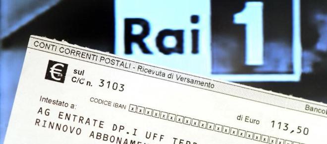 Canone Rai: approvata esenzione totale per over 75