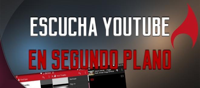 Escucha música de YouTube en segundo plano: la guía para iPhone o iPad