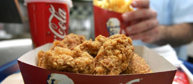 El gran caos de gallinas cuando KFC cierra los enchufes