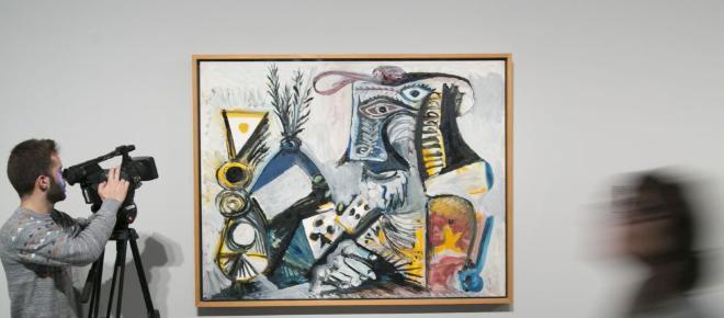 Picasso escondió otra maravilla debajo de una de sus famosas pinturas