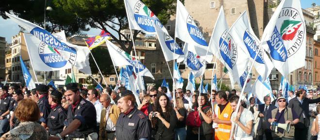 Italia: se dispara el voto para la extrema derecha en las elecciones