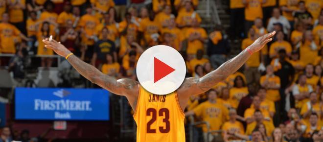 LeBron James wins MVP, saves all-star game