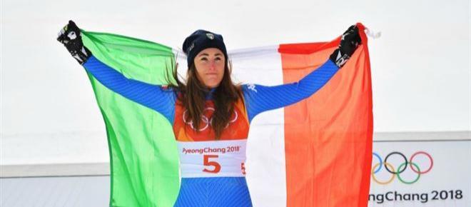 Italia d'oro sulla discesa libera: Goggia campionessa olimpionica a PyeongChang