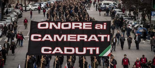 I neofascisti di CasaPound vorrebbero una 'Israele italiana'