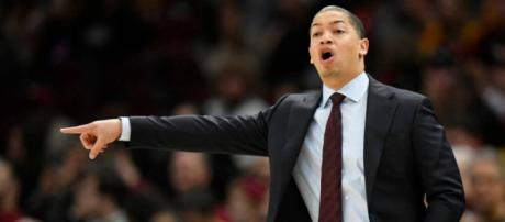 Cavaliers Have No Plans To Fire Tyronn Lue - (Image: YouTube/Cavs)