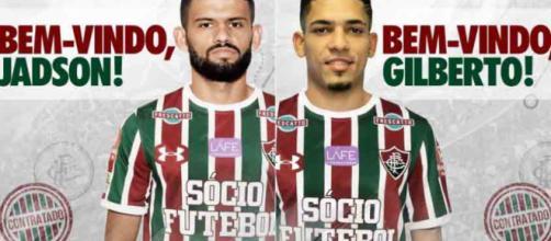 Além de Jádson, Gilberto e outros três jogadores, Fluminense está perto de acertar com mais um zagueiro (Foto: Site Oficial do FFC)