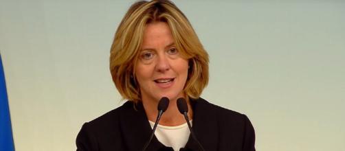 Beatrice Lorenzin, ministra della Salute