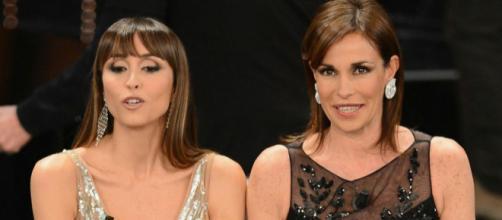 Benedetta e Cristina Parodi rissa?