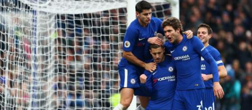 Chelsea é o adversário do Barcelona na Champions