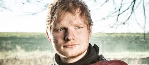 Ed Sheeran participó en GoT en la temporada 7