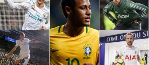 El Real Madrid nuevamente se interesa por fichar nuevos jugadores