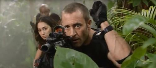 'Hawaii Five-O' takes on the jungle of criminals out there in this week's 15th episode of Season 8. - [televisionpromos / YouTube screencap]