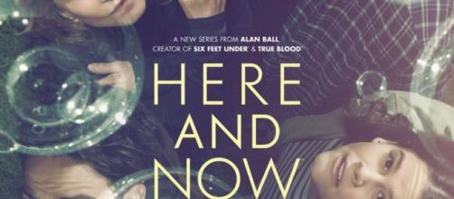 HERE AND NOW Trailer and Poster Key Art   SEAT42F - seat42f.com