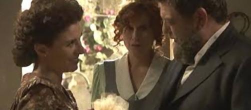 Il Segreto, spoiler Spagna: Fè scopre chi è davvero Nazaria.