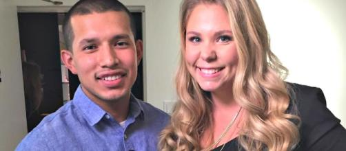 Kailyn and Javi from social network post