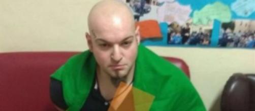 Luca Traini, coinvolto nella sparatoria