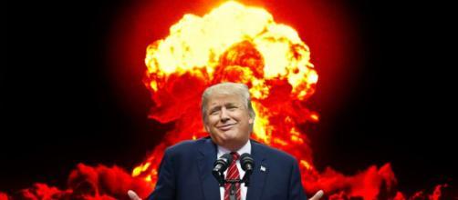 Ma Trump ha ordinato un primo colpo atomico – e non gli hanno ... - rischiocalcolato.it