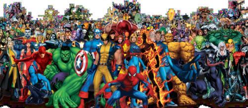 Marvel tiene un arsenal de filmaciones por hacer