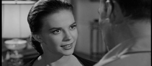 """Natalie Wood in """"Kings Go Forth"""" (Image via Insomnia Cured Here- Flickr)"""