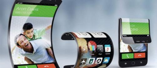 Samsung sacará un smartphone plegable este año