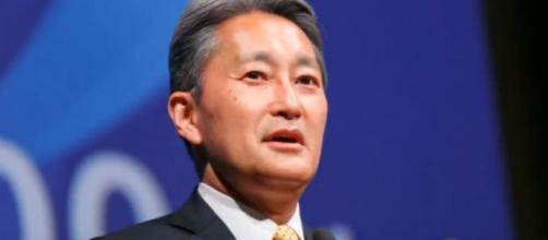 Sony CEO Kaz Hirai to Step Down Image credit - Blue Mag | YouTube