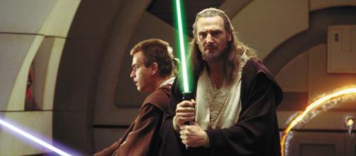 Star Wars Episodio I: La Amenaza Fantasma (1999).