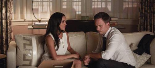 Suits: temporada 7 sería la última de Patrick J. Adams y Meghan ... - peru.com