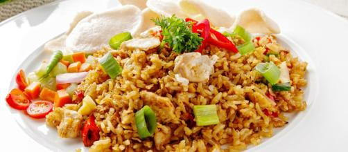 Tyler Baltierra is eating rice in order to lose weight. - [Image via pixabay.com]