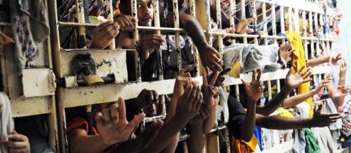 Vários presídios brasileiros estão em péssimas condições. (Imagem meramente ilustrativa).