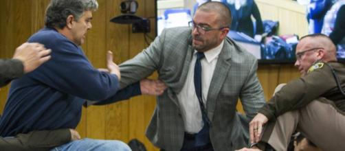 Victims' Father Tries to Attack Larry Nassar at Sentencing Hearing ... - eonline.com