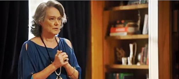 Atriz Selma Egrei vive Verônica Montana em ''Apocalipse''