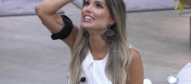 Flavia Viana é ganhadora de A Fazenda 9