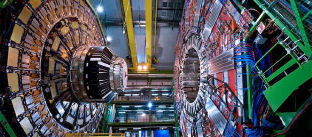 Gran Colisionador de Hadrones en suiza