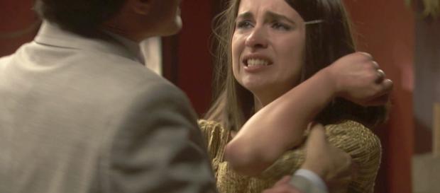 Il Segreto: Aquilino stupra Beatriz?